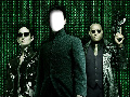 Three Matrix Man