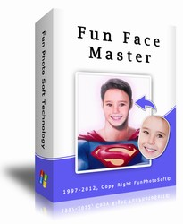 Fun Face Master - The fun photo software